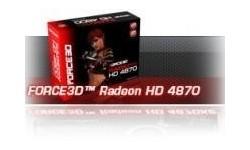 Force3D Radeon HD 4870 1GB