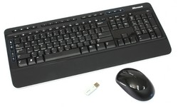 Microsoft Wireless Desktop 3000 BlueTrack