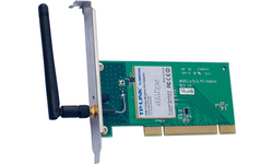 TP-Link 54MBit PCI Adapter 802.11a/b/g