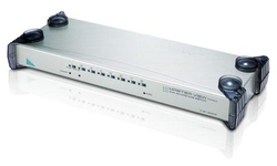 Aten 2-Console 8-Port PS/2 VGA/Audio KVM Switch