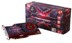 XFX Radeon HD 4890 X-Pack 1GB
