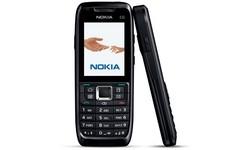 Nokia E51 Black Steel