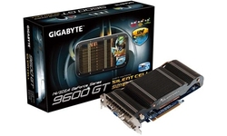 Gigabyte GeForce 9600 GT Silent Cell 512MB