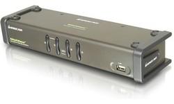 Iogear 4 Port Dual View KVM Switch