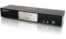 Iogear 2-Port Dual Link DVI KVMP Switch