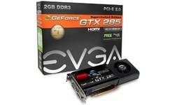 EVGA GeForce GTX 285 SC 2GB