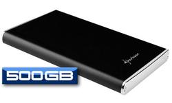 """Sharkoon Rapid-Case 2.5"""" SATA 500GB"""