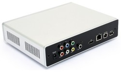 Freecom MediaPlayer II 500GB + WLAN Adapter