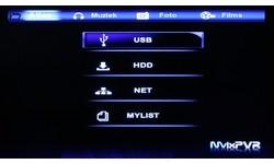 Mvix MX-PVR 500GB