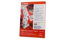 Canon HR-101 High Resolution Paper A4 200 sheets