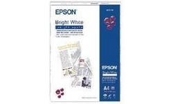 Epson Bright White Inkjet Paper A4 500 sheets