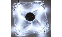 Nexus Silent Fan White LED 120mm