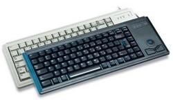 Cherry Ultraflat Compact Keyboard With Trackball