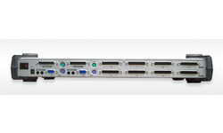 Aten 4-Console 8-Port PS/2 VGA/Audio KVM Switch