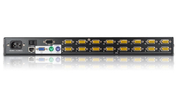 Aten 16-Port 2-Bus KVM Over IP Switch
