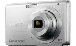 Sony DSC-W190 Silver