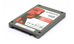Kingston SSDNow V 64GB (notebook bundle)