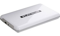 Platinum MyDrive 250GB White