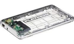 Platinum MyDrive 120GB Transparency