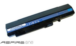 Acer Battery for Acer Aspire One Black 6-cell