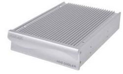 König Aluminum HDD Cooler Silver