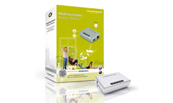 Conceptronic Multifunctional Print Server USB