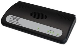 Digitus 3-port Fast Ethernet Print Server