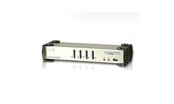 Aten 4-Port USB 2.0 DVI KVMP Switch