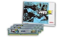 Geil 6GB DDR3-1600 CL7 triple kit