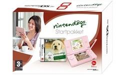 Nintendo DS Pink + + Nintendogs Labrador