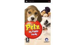 Sony PSP Pearl White + Petz Slim & Lite