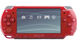 Sony PSP Slim & Lite Red