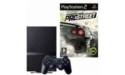 Sony PlayStation 2 + Need For Speed Pro Street