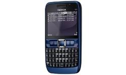 Nokia E63 Blue