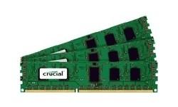 Crucial 12GB DDR3-1066 Registered ECC triple kit