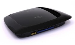 Linksys WRT320N Wireless-N Gigabit Router Dual-Band