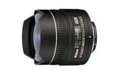 Nikon AF DX 10.5mm f2.8G Fisheye