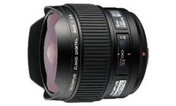 Olympus ZD 8mm f/3.5 Fisheye