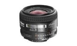 Nikon AF 35mm f/2D AF