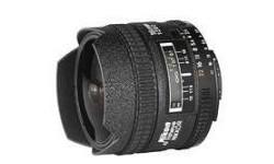 Nikon AF 16mm f/2.8D AF Fisheye