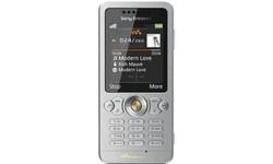 Sony Ericsson W302 Silver