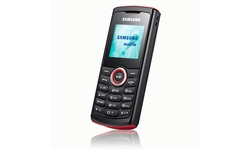 Samsung E2120 Candy Red
