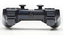 Sony PS3 Wireless DualShock Controller Black