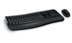 Microsoft Wireless Comfort Desktop 5000 (US)