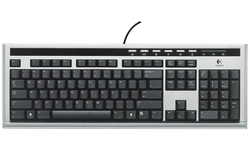 Logitech UltraX Premium BE Black/Silver