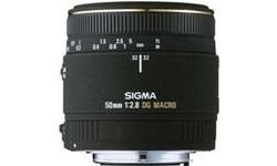 Sigma 50mm f/2.8 EX DG Macro (Canon)