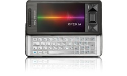 Sony Ericsson Xperia X1 Black