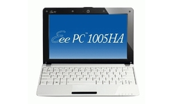 Asus Eee PC 1005HA White 160GB W7