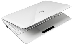 Asus Eee PC 1005HA White 250GB W7