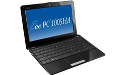 Asus Eee PC 1005HA Black 250GB W7